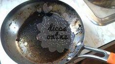 Não Perca!l Sua panela queimou? Veja como limpar com apenas 1 ingrediente - # #Casa #cozinha #dicasdecozinha