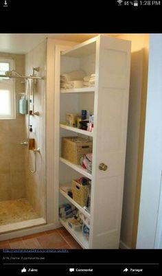 Idéal pour petites salles de bain