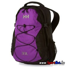 Helly Hansen Dublin hátizsák - 33 literes - fekete - lila 030dbdb3dd
