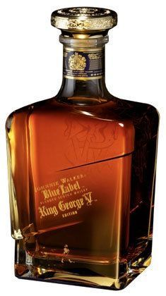 Johnnie Walker Blue Label King George V Photo by DocStrider Whiskey Or Whisky, Scotch Whiskey, Whiskey Bottle, Whiskey Girl, Irish Whiskey, Tequila, Vodka, Alcohol Spirits, Wine And Spirits