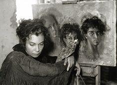 Leonor Fini fue una artista y pintora surrealista argentina.