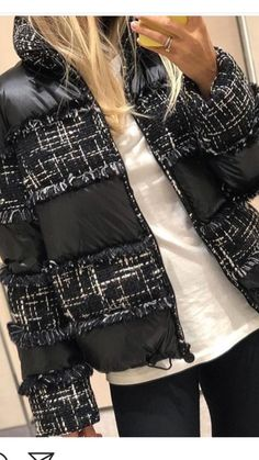 Latest Outfits, Mode Outfits, Fashion Outfits, Womens Fashion, Elisa Cavaletti, Iranian Women Fashion, Fashion Details, Fashion Design, Moda Vintage