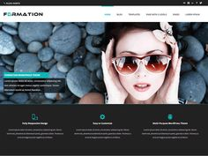 Formation is a Free WordPress theme for Portfolio / Business. The extremely popular theme is…