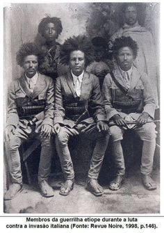 Ethiopian Freedom Fighters