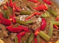 Boeuf Strogonow - Blog z apetytem Food And Drink, Blog, Dishes, Chicken, Diet, Tablewares, Blogging, Dish, Signs