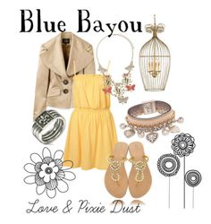 What I wish I was wearing when my husband purposes at the Blue Bayou