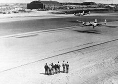 P-38 Lightning low pass