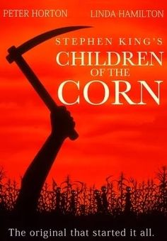 Based on the classic short story by Stephen King, CHILDREN OF THE CORN is a longtime horror favorite that has spawned six sequels and many imitations. Horror Movies On Netflix, Best Horror Movies, Classic Horror Movies, Horror Movie Posters, Scary Movies, Great Movies, Comedy Movies, Best Halloween Movies, Halloween Horror