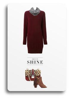 """Fall Trend: Long Sleeve Dresses"" by lulunam ❤ liked on Polyvore featuring moda, Valentino, Maison Margiela, Akira, Levi's, La Fiorentina i longsleevedress"