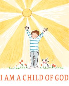 A am god of child i lds video download
