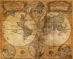 23 Best old world map printable images | Antique world map, Antique ...
