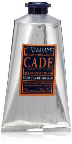 LOccitane Cade After Shave Balm For Men 25 fl oz *** Be sure to check out this awesome product.Note:It is affiliate link to Amazon. #comments