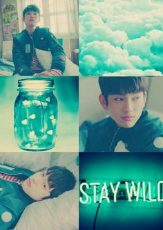 GOT7 Jinyoung Aesthetic Wallpaper