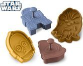 Star Wars™ Heroes & Villains Cookie Cutters  Sugg. Price: $19.95