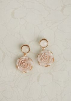 Florence Rose Earrings