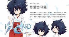 """Rie Murakawa Leaves """"Island"""" Anime Series by Mike Ferreira"""