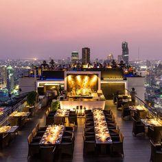 Moon Bar (Banyan Tree Bangkok)