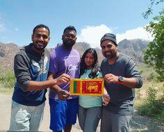 Representing #SriLanka @BigBendNPS! #bigbendnationalpark #srilankan #camping #nationalpark #texas