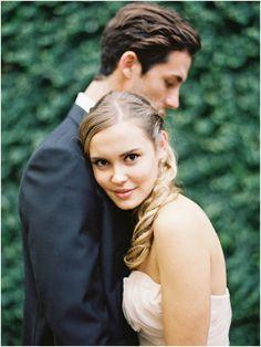 Tuscan Romance | Blush wedding dress | Romance Weddings Photography | www.laceinthedesert.com
