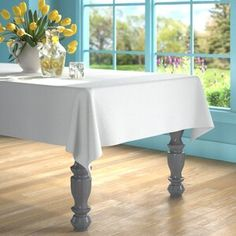 Kelly Clarkson Home Sylvan Extendable Dining Table & Reviews | Wayfair Wood Table Bases, Solid Wood Table Tops, Solid Wood Dining Set, 3 Piece Dining Set, Small Dining, Trestle Dining Tables, Extendable Dining Table, Breakfast Nook Dining Set, Pub Table Sets