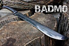 Custom Handmade FOF machetes swords axes kukris by ZdaySurvivor47, $50.00