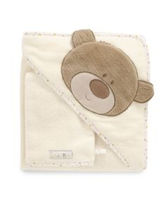 Mothercare Loved So Much Cuddle 'N' Dry And Wash Mitt - towels & flannels - Mothercare
