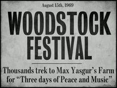 music | woodstock | festival | peace | 1969 | hippy | bohemian | history | 1960's historical