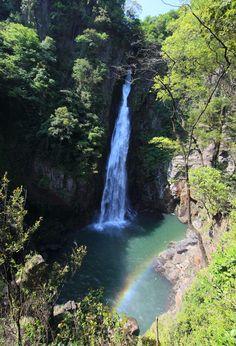 https://flic.kr/p/6r9mu1 | Waterfall / 西椎屋の滝(にししいやのたき) | Nishi Shiiya Waterfall, Kusu-machi(town) Kusu-gun(County) Ooita-ken(Prefecture), Japan  大分県玖珠郡玖珠町(くすまち) 西椎屋の滝(にししいやのたき)
