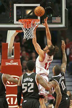 Chicago Bulls - Joakim Noah : 2007-Present
