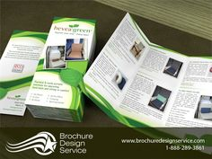 Brochure Design Sample For Design Company    Http://www.brochuredesignservice.com. Bi Fold ...