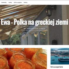 Ewa - Polka na greckiej ziemi - Mój osobisty blog o Korfu