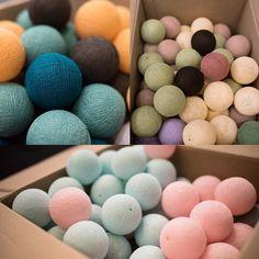 "105 Likes, 3 Comments - Cotton Ball Lights RU (@cotton_ball_lights_ru) on Instagram: ""#cottonballlights #декоративноеосвещение #cottonballlightsru #шарикифонарики…"""