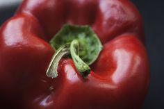 Papryka czerwona #food #red #papryka #jwaniowska