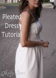 Pleated Dress - Free