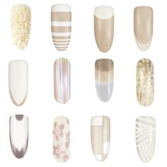 If It's Hip, It's Here: The Most Beautiful Nail Art (Or Manicure Masterpieces).  - popculturez.com