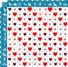 Zodiac Signs Compatibility Love Chart