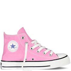 99bc95c11ec3cb Chuck Taylor Classic Colors 4-7 yr pink Kids Sneakers