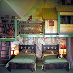 Image result for cool kids bedroom