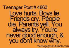 Teenager Post # 4863 teenager-posts