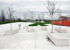 Neighborhood Park by Cino Zucchi Architects