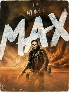 Mad Max - Created by Julien Lemoine