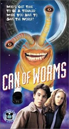 Can of Worms dvd Disney movie