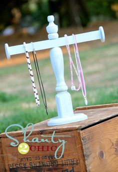 simple diy jewelry stand