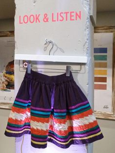 Cute peasant style skirt from Boden for fall/winter 2012 kids #kidsfashion #childrensfashion