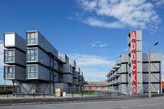 Le Havre, France  Cité A'DOCKS  ATELIER CATTANI
