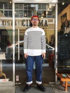 shop staff cinemataiwan│SAINT JAMES'sT ShirtsLooks-WEAR