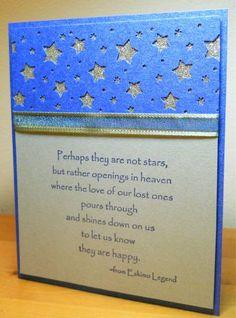 Negative Stars by susanbri - Cards and Paper Crafts at Splitcoaststampers