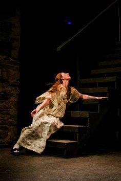 Me as Lady Macduff in 'Macbeth' at Hedgerow Theatre, Nov. 2013.