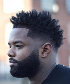 Discover our Top 100 of black men haircuts ? From the Buzz Cut to the FrowHawk, this guide offers to you the most amazing Black Men Hairstyles. Show one of these hairstyles to your barber to stay fresh and clean ? Natural Haircut Styles, Black Haircut Styles, Black Men Haircuts, Black Men Hairstyles, Best Short Haircuts, Hairstyles Haircuts, Curly Hair Styles, Popular Haircuts, Beard Haircut