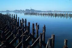 Humboldt Bay. Eureka, ca.  http://bwcountryinnfortuna.com/